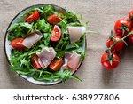 Fresh Healthy Ruccola Salad...