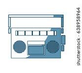 Vintage Stereo Radio Music Audio