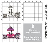 copy the picture using grid... | Shutterstock .eps vector #639004438