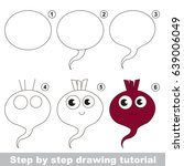 kid game to develop drawing...   Shutterstock .eps vector #639006049