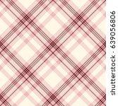 seamless tartan plaid pattern.... | Shutterstock .eps vector #639056806