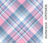 seamless tartan plaid pattern.... | Shutterstock .eps vector #639056836