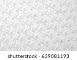 texture background of fabric.... | Shutterstock . vector #639081193