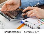 business accounting | Shutterstock . vector #639088474