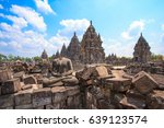 Small photo of Candi Sewu temple compound,Java Island,Indonesia