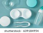 contact lenses  contact lens ...   Shutterstock . vector #639184954