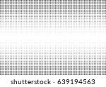 abstract halftone dotted... | Shutterstock .eps vector #639194563