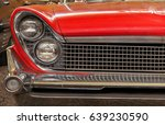color detail on the headlight... | Shutterstock . vector #639230590