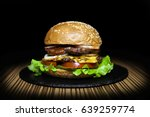 Burger With Two Patties