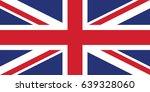 uk flag | Shutterstock .eps vector #639328060
