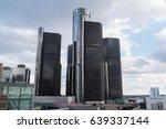 detroit  michigan. usa  ... | Shutterstock . vector #639337144