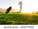 low angle shot of professional... | Shutterstock . vector #639379969