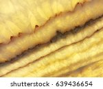 detail of a translucent slice... | Shutterstock . vector #639436654