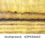detail of a translucent slice... | Shutterstock . vector #639436663