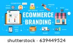 creating brand identity for... | Shutterstock .eps vector #639449524
