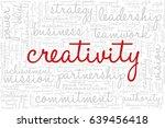 conceptual vector of tag cloud... | Shutterstock .eps vector #639456418