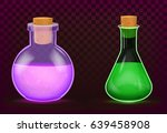 magic potion | Shutterstock .eps vector #639458908
