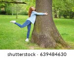 Demonstrative Young Woman...