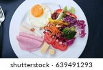 breakfast   Shutterstock . vector #639491293