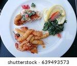amaranth pasta   Shutterstock . vector #639493573