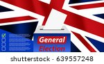 united kingdom  uk  general... | Shutterstock .eps vector #639557248