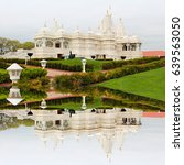 india temple with beautiful... | Shutterstock . vector #639563050