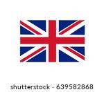 british flag | Shutterstock .eps vector #639582868