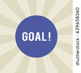 goal icon. sign design....