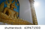 One Of Four Buddhas At The...