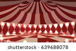 circus scene | Shutterstock .eps vector #639688078