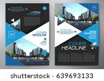 business brochure. flyer design.... | Shutterstock .eps vector #639693133