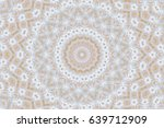 abstract colorful painted... | Shutterstock . vector #639712909