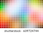rainbow colors abstract vector