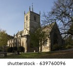 Knaresborough Church  Yorkshire ...