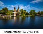 the bridge is part of the 1514... | Shutterstock . vector #639761146