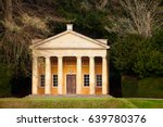 temple of piety at studley... | Shutterstock . vector #639780376