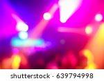 blurred disco club original