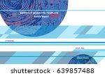 modern design business graphic...   Shutterstock .eps vector #639857488