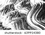 grunge paint texture. distress... | Shutterstock .eps vector #639914380