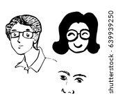 freehand sketch illustration of ...   Shutterstock .eps vector #639939250