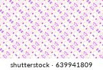 sloping colorful ornament for...   Shutterstock . vector #639941809