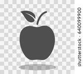 apple icon vector | Shutterstock .eps vector #640099900