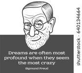 vector cartoon caricature... | Shutterstock .eps vector #640134664