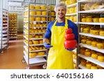 Handsome Cheesemaker Is...