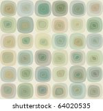 Retro raster elements on background - stock photo