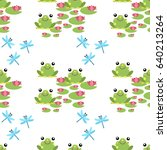 Seamless Pattern For Children'...