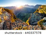 piton des neiges  reunion island | Shutterstock . vector #640337578
