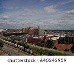 Skyline of High Point, North Carolina