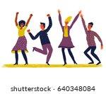 creative vector illustration of ... | Shutterstock .eps vector #640348084