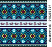 vector seamless texture.... | Shutterstock .eps vector #640355539